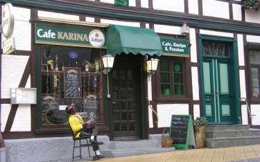 Pension & Café Karina