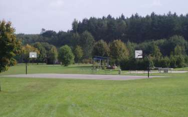Streetballplatz Bürgerpark
