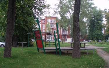 Spielplatz Lobedanzgang