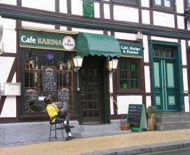 Pension & Café Karina
